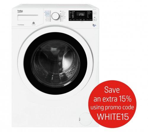 Beko WDJ7523023W 7/5KG  Washer Dryer £297.49 Argos