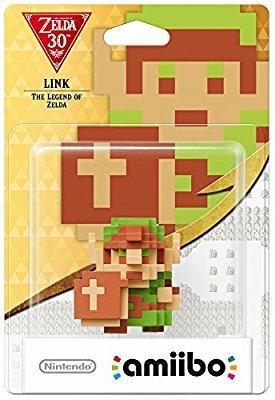 The Legend of Zelda Link amiibo - TLOZ Collection (Nintendo Wii U/3DS/Nintendo Wii U) £7.99 Amazon prime exclusive