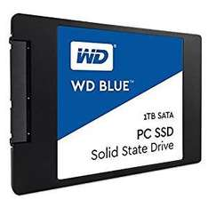 WD Blue SSD 1TB was £327.00 now £250.30 Amazon