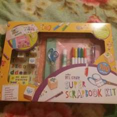 craft sets assorted £2.50 Wilkos available online too