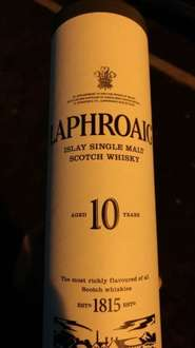 Laphroaig Islay Single Malt Whisky 70Clfor £17.59 @ Tesco In-store