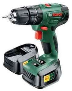 Bosch 18v Li-ion cordless combi drill with 2 batteries PSB1800 £69.99 Delivered @ Wickes