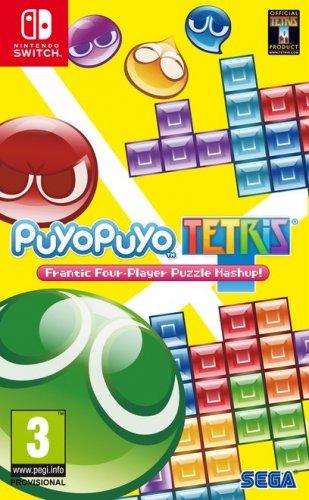 Puyo Puyo Tetris Nintendo Switch £31.99 365games