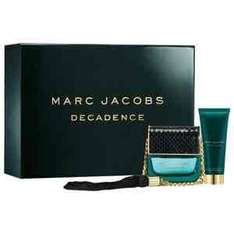Marc Jacobs Decadence Eau de Parfum Gift Set for her. RRP £75.00. Now £39.99  Save £35.01