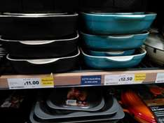 """denby """"oven to table"""" large and medium dishes, £11, tesco instore"""