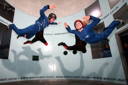 Indoor Skydiving for 2 - £39.00 via Last Minute.com