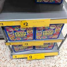 Swizzels sweet shop favourites £2 large tin instore at Morrisons!