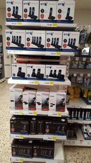 BT8600, BT6600, BT3960 & iDect phones (Reduce to clear) £7.50 instore @ Tescos East Didsbury Manchester