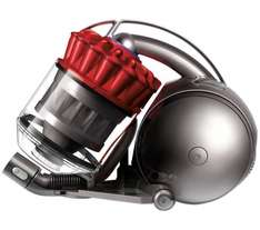 DYSON DC53 Total Clean Cylinder Bagless Vacuum Cleaner - Red £199.91 @ Currys