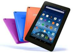 """Amazon Fire 7"""" Tablet 8gb £34.99/ 16gb £44.99 Various colours ~ Currys/Amazon (Free Delivery)"""