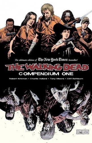 The Walking Dead Compendium Vol. 1- £7.80 @ Comixology (Digital)