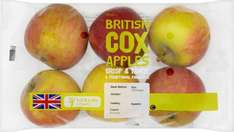 Tesco Cox Apple Min 6 Pack Save 71p Was £1.50 Now 79p @ Tesco