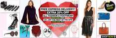 Free Express Delivery @ Bargain Crazy