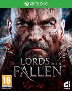 Lords of the Fallen Limited Edition (Xbox One) £4.99 @ GAME
