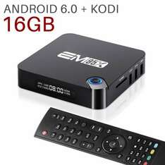 JUSTOP® 16GB Android TV Box (Great for Kodi) £36.20 Sold by DigiDirect and Fulfilled by Amazon