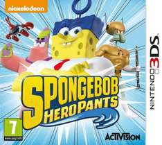 Spongebob Heropants 3DS £10.50 delivered @ Coolshop