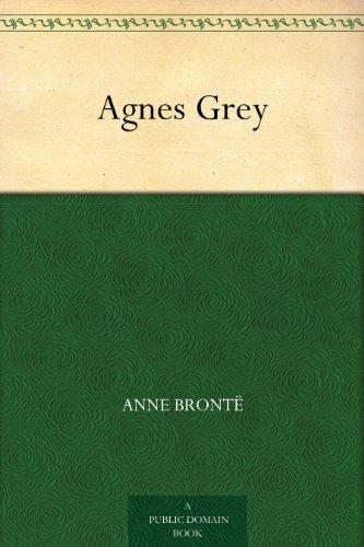 Agnes Grey (Anne Brontë) - Amazon Kindle & FREE Audible Download