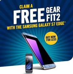 Samsung S7 Edge + Gear 2 with 24 gb data, £37 a mth £59 up front £947 @ Carphone warehouse