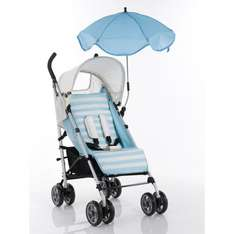 Ladybird Beachcomber Parasol Was £19.00* Now £3.99, various colours, FREE delivery @ Bargain Crazy