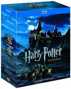 [Blu Ray] Harry Potter - The Complete Collection - £17.73 Delivered - Amazon.fr (UK Slim - £22.50 - Coolshop)