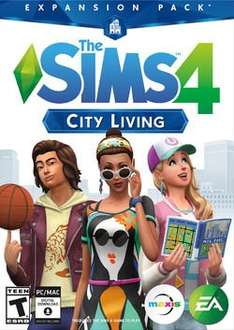 The Sims 4 City Living - £14.99 @ Origin (EA Store)
