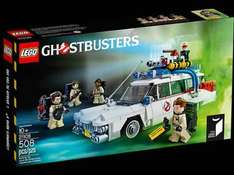 Lego Ideas - Ghostbusters Ecto 1 - 21108 - £26.44 Delivered from the Lego Shop.