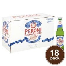 Peroni 18x330ml was £22 now £19 @ tesco