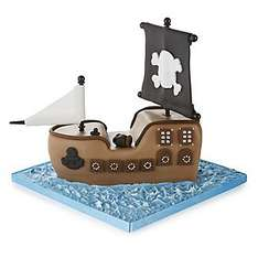 Pirate Ship cake mould from Lakeland was 19.99 then 7.49 NOW £4.99 delivery 2.99 or free C&C