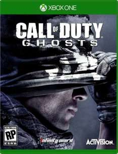 Call of Duty Ghosts for Xbox one £6.89 @ cdkeys (£6.55 with 5% Facebook code)