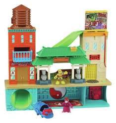 Ninja Turtle Half Shell Heroes Sewer playset @ Argos ebay for £24.99 delivered