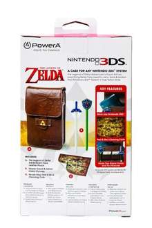 The Legend of Zelda: Adventurer's Pouch Case Kit (Nintendo 3DS/3DSXL) £11.39 @ TESCO - Free c&c