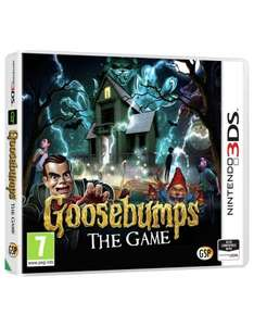 Goosebumps 3DS Game £10.99 @ ARGOS