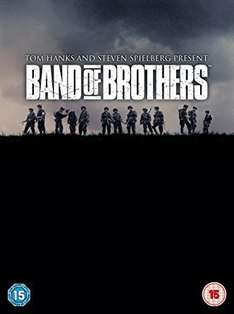 Band of brothers dvd £1.61 - musicmagpie
