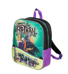 FREE LEGO Batman Movie Batman vs Joker Backpack Worth £14.99 With A Purchase Of £25 Or More @ Toys R Us