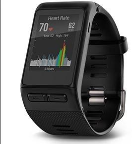 Garmin vivoactive HR GPS Smartwatch - JL - £179