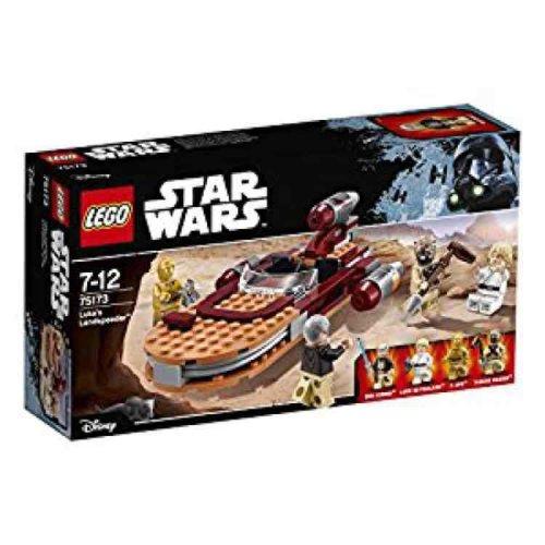 Lego Star Wars 75173 Luke's Landspeeder £15 and 75174 Desert Skiff £20 @ Sainsburys Bagshot Road Bracknell