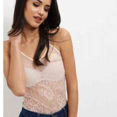 lace bodysuit £1 @ Newlook (£3.99 collect+ / del)