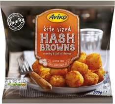 Aviko Herb Diced Potatoes / Hash Browns (500g) (Free From Gluten, Free From Lactose, Free From Milk) was £1.00 now (BOGOF) / Aviko Sweet Potato Fries Rib Cut (Free From Gluten, Free From Lactose, Free From Milk) (450g) was £1.75 now (BOGOF) @ Ocado
