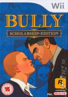 Bully: Scholarship Edition Nintendo Wii & Wii U Delivered Preowned £1.88 (Using Code) @ Music Magpie