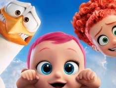 Ballerina, Storks, Trolls and The Jungle Book Movies For Juniors £2.50 @ Cineworld