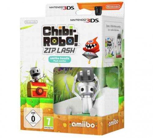 Chibi-Robo: Zip Lash + Chibi-Robo Amiibo (3DS) £12.99 @ Argos (Amazon matched)