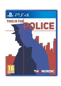 This is the Police (PS4/Xbox One) £13.85 Delivered (Preorder) @ Base