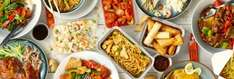 Hungryhouse 10% cashback on all orders via Quidco