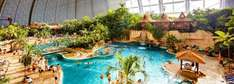 Tropical Islands waterpark with indoor rainforest - Germany now from €49pp (was €120) Example Fam 4 for 3 nights in room with WC & Extras including flights from approx £93pp @ Justaway