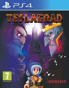 Teslagrad PS4 £9.99 @ Game