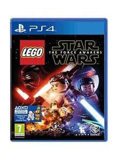 [PS4] Lego Star Wars: The Force Awakens-£14.75 (Base)