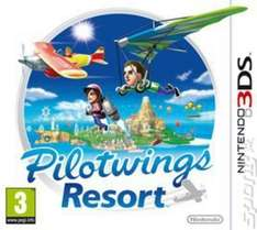 Pilotwings Resort £9.09 (used) with code @ musicmagpie