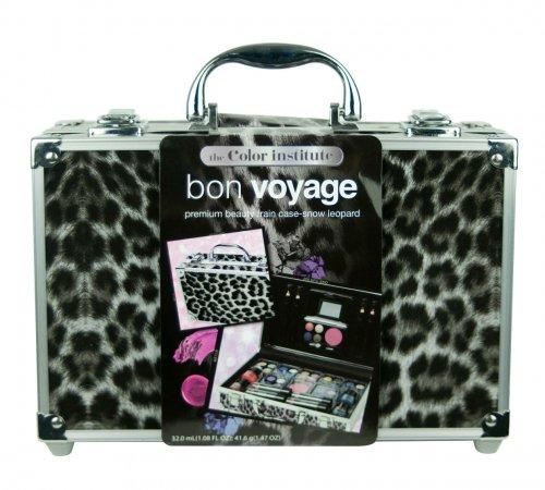 The Color Institute snow leopard bon voyage vanity case full of makeup was £29.99 now £14.99 half price @ Argos
