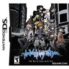 The World Ends With You (DS) £17.99 Delivered @ 365games