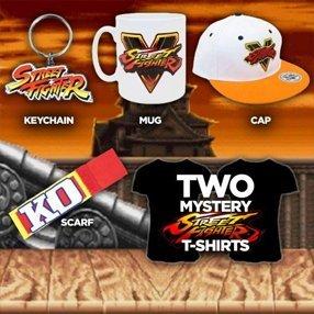 Pre-order - Street Fighter / Mafia 3 / Titanfall 2 Merch Bundles £17.99 Each delivered @ Merchoid
